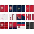OFFICIAL ARSENAL FC 2016/17 CREST LEATHER BOOK WALLET CASE COVER FOR APPLE iPAD