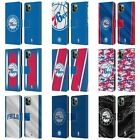 OFFICIAL NBA PHILADELPHIA 76ERS LEATHER BOOK WALLET CASE FOR APPLE iPHONE PHONES on eBay