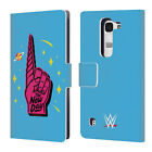 OFFICIAL WWE THE NEW DAY LEATHER BOOK WALLET CASE COVER FOR LG PHONES 2