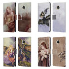 OFFICIAL SELINA FENECH DRAGONS LEATHER BOOK WALLET CASE FOR MOTOROLA PHONES