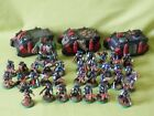 WARHAMMER 40K SPACE MARINE DEATHWATCH ARMY - MANY UNITS TO CHOOSE FROM