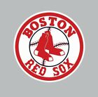 Boston Red Sox MLB Baseball Color Logo Sports Decal Sticker-FREE SHIPPING on Ebay