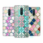 HEAD CASE DESIGNS MARBLE TILES SOFT GEL CASE FOR AMAZON ASUS ONEPLUS