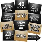Birthday Photo Booth Props Accessories Kit Party Signs - Set of 12