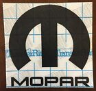 MOPAR decal, sticker, Dodge, Charger, Challenger, Dart, Jeep, MOPAR, 17 Colors $12.0 USD