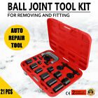 Sale 21pcs press truck car ball joint set service kit remover installer use