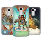OFFICIAL DUIRWAIGH STEAMPUNK HARD BACK CASE FOR LG PHONES 3