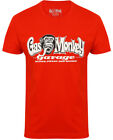 Blood, Sweat & Beers Gas Monkey T-Shirt (Red)
