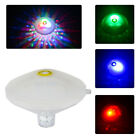 Underwater LED Disco Lights Glow Show Swimming Pool Hot Tub Flashing Spa Lamp UK