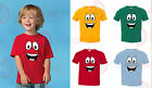 Rabbit Skins, Anvil Toddler Youth Smiley Face T-Shirt 3321,