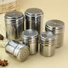 Внешний вид - BBQ Stainless Steel Cruet Salt Pepper Seasoning Condiment Spice Shaker Bottle