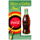 Coca-Cola Have a Coke Darts Wall Decal Vintage Style Decor $6.99  on eBay