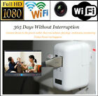 1080P FULLHD WIFI RAUCHMELDER VERSTECKTE SPY KAMERA SPION SPYCAM VIDEO TF REMOTE