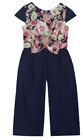 Girls jumpsuit Designer age 5 6 7 8 9 10 11 12  *Current Season £40 party outfit