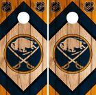 Buffalo Sabres Cornhole Wrap NHL Game Board Skin Set Vinyl Decal CO280 $39.95 USD on eBay