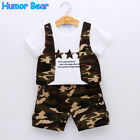 suits for little boys - Little Boys Camo Suit T-Shirt and Pants Set for Your Private First Class!