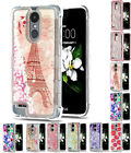 LG Aristo 2 X210/Tribute Dynasty TUFF Liquid Glitter TPU Skin Case Cover+PryTool