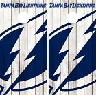 Tampa Bay Lightning Cornhole Wrap NHL Logo Game Board Skin Set Vinyl Decal CO318 $39.95 USD on eBay