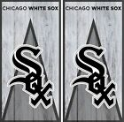 Chicago White Sox Cornhole Wrap MLB Wood Game Board Skin Set Vinyl Decal CO381 on Ebay