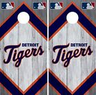 Detroit Tigers Cornhole Wrap MLB Wood Game Board Skin Set Vinyl Decal CO394 on Ebay