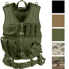 Tactical Vest Military Combat MOLLE Airsoft Painball Army Hunting Shooting SWAT