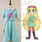 Star vs.the Forces of Evil Princess Star Butterfly Cosplay Attire Outfit Costume