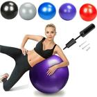 85cm 33Inch Yoga Ball Exercise Fitness Pilates Balance Gymnastic Strength Ball image