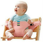 High Chair Seat Belt Baby Safety  Feeding Portable Travel Cover Harness Infant