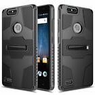 ZTE Blade Z Max / Z982 Case, Shockproof Case with Kickstand + Screen Protector