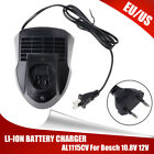 Li-ion Battery Charger AL1115CV For Bosch 10.8V 12V Power Tools 2607225146 EU/US