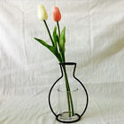 Metal Iron Flower Plant Vase Pot Stand Holder Home Table Decor DIY Multichoice