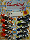 CHAPSTICK ORIGINAL / STRAWBERY CHOOSE YOUR FLAVOUR ** FREE UK DELIVERY **