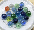 Wholesale 14mm Glass Beads Marbles Fish Tank Decorate Kid Toy Free Shipping