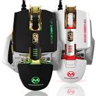 high end mouse - Mouse Gaming Wired High End Optical Mice Professional USB Backlight Programmable