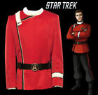 Star Trek II:The Wrath of Khan Starfleet uniform Undershirt Tops Cosplay Costume on eBay
