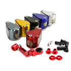6 Colors CNC Brake Master Cylinder Fluid Reservoir Tank Oil Cup Motorcycle Honda $11.65 USD on eBay
