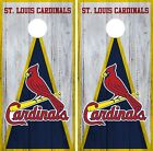 St. Louis Cardinals Cornhole Wrap MLB Vintage Game Skin Set Vinyl Decal CO535 on Ebay
