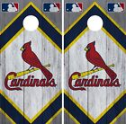 St. Louis Cardinals Cornhole Wrap MLB Wood Game Board Skin Set Vinyl Decal CO536 on Ebay
