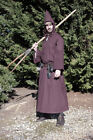 Medieval Hooded Cloak - Cotton - Reenactment, Larp, Fancy Dress and Cosplay