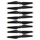 2 Pairs For DJI Mavic Air 5332S Propellers 2CW+2CCW Props Quadcopter Black