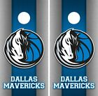 Dallas Mavericks Cornhole Wrap NBA Game Board Skin Set Vinyl Decal CO592 on eBay