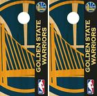 Golden State Warriors Cornhole Wrap NBA Logo Game Skin Set Vinyl Decal CO607 on eBay