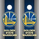 Golden State Warriors Cornhole Wrap NBA Game Skin Set Vinyl Decal Decor CO610 on eBay