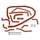 Mishimoto Red Silicone Ancillary Hose Kit For 15-16 WRX