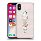 OFFICIAL MARTINA ILLUSTRATION LADIES HARD BACK CASE FOR APPLE iPHONE PHONES