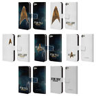 OFFICIAL STAR TREK DISCOVERY LOGO LEATHER BOOK CASE FOR APPLE iPOD TOUCH MP3 on eBay