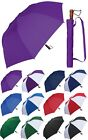 "Внешний вид - 58"" Arc Collapsible Golf Umbrella - RainStoppers Rain/Sun UV Travel"