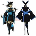 Pokemon Pocket Monster Umbreon Cosplay Costume adult costume full set outfit