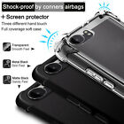 Imak For Asus Zenfone 5 ZE620KL 360° TPU Case Air Cursion Shockproof Clear Cover