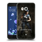 OFFICIAL RESIDENT EVIL REMAKE CHARACTERS HARD BACK CASE FOR HTC PHONES 1